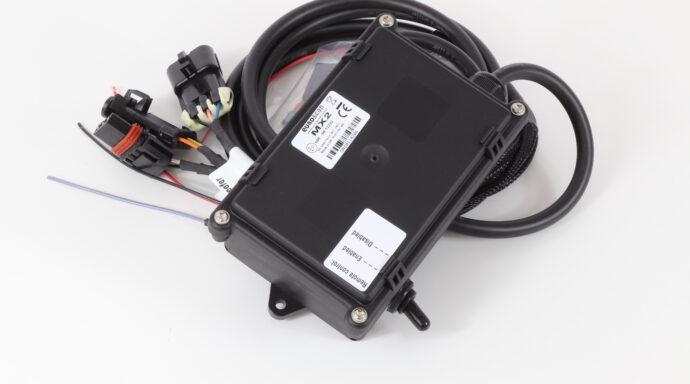 Transportkühlungsüberwachungssystem MX2 mit Zubehör