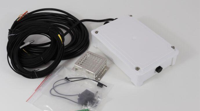 Temperaturschreiber MX1 mit Zubehör